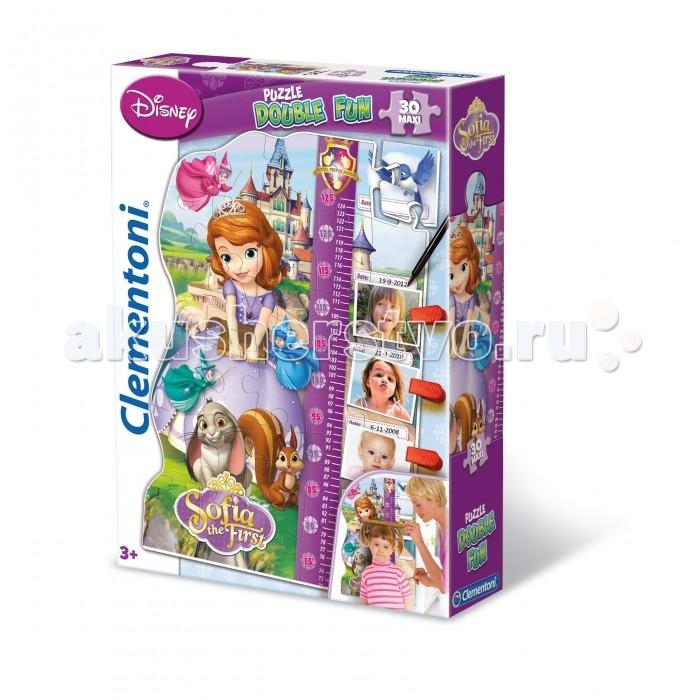 Clementoni Пазл-ростомер Disney Макси - Герои Дисней (30 элементов)