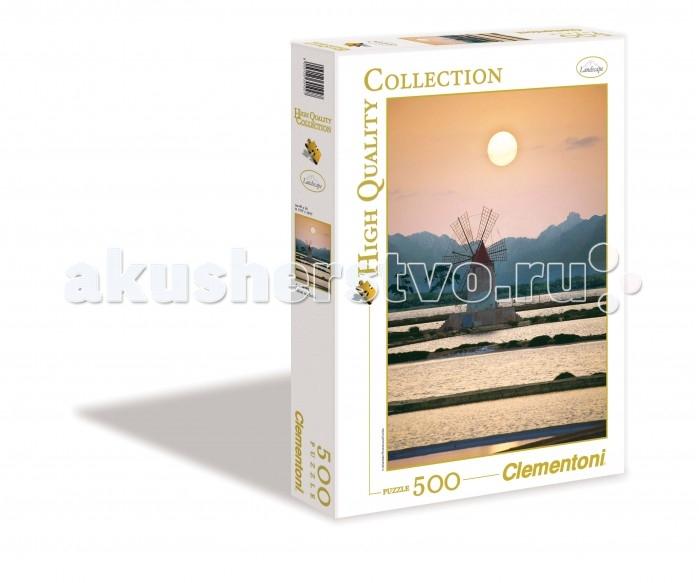 Clementoni ���� High Quality - ������, �������, �������� � ������� ���� (500 ���������)