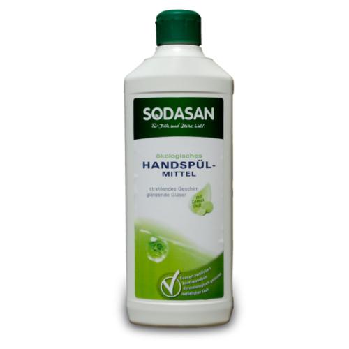 Sodasan Жидкое средство-концентрат для посуды, кухни и дома 1 кг