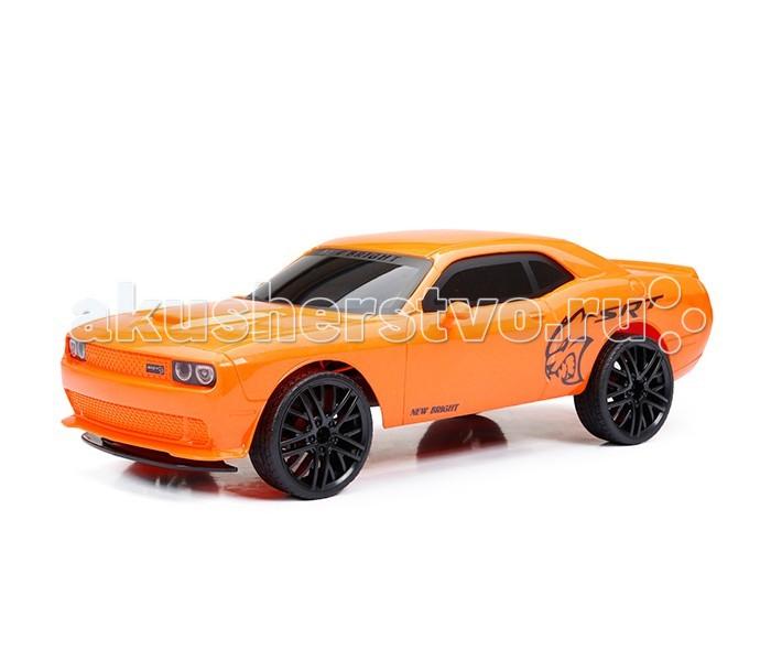 New Bright Машина р/у Challenger Hellcat