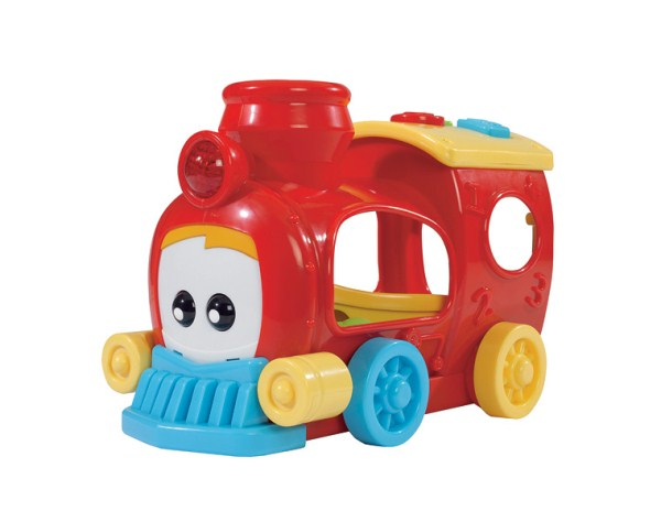 Simba Веселый паровозик с треком и шариками