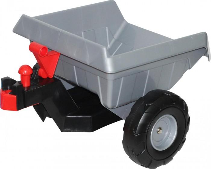 Каталка Coloma Полуприцеп TurboПолуприцеп TurboColoma Каталка Полуприцеп Turbo  Полуприцеп Turbo  может быть приобретен в комплект к трактору Turbo. Игрушка  рассчитана на детей от 3-х лет. Ребенок самостоятельно сможет присоединить или отсоединить прицеп. Полуприцеп мини-трактора можно использовать для перевозки урожая, различных грузов или материалов, инструментов.<br>