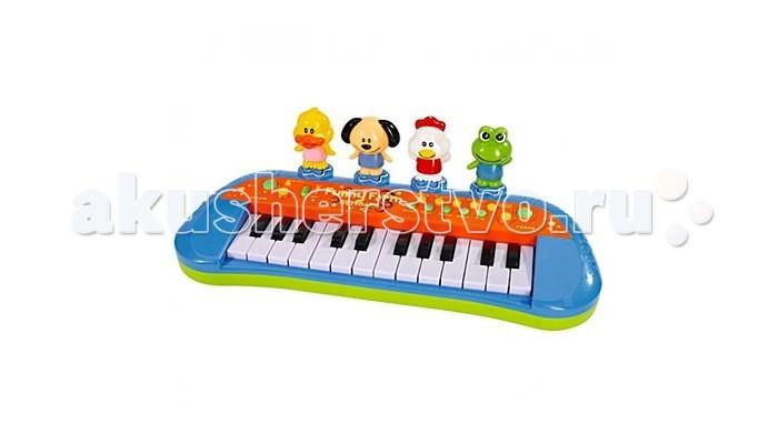 Музыкальная игрушка Simba Пианино Веселая ферма