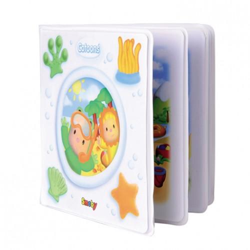 Smoby Мягкая книжечка для ванны