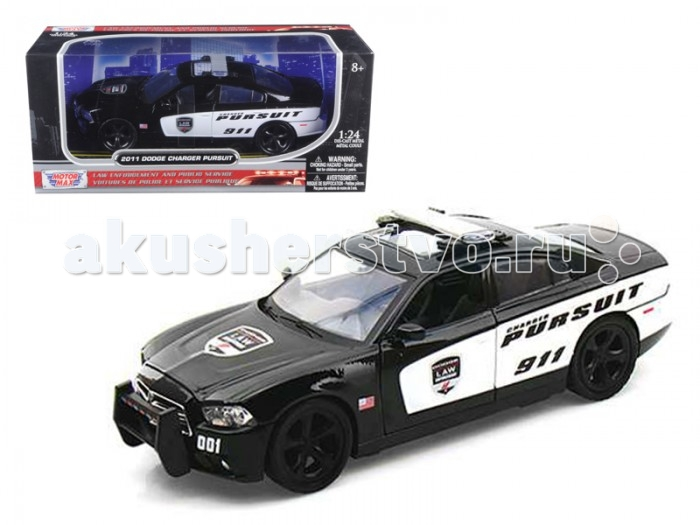 MotorMax ������ ���������� Dodge Charger Pursuit (������� 1:24)