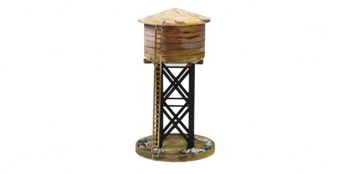 Mehano Водонапорная башняВодонапорная башняMehano Водонапорная башня - дополнительный элемент железной дороги расширяет возможности игры, делает ее еще более увлекательной.  Особенности: предназначена для детей от 2 лет является дополнительным элементом железной дороги рельсы в комплект не входят  Размеры: 7х7х13 см<br>