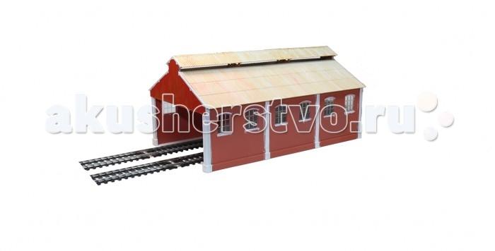 Mehano Депо для локомотивов