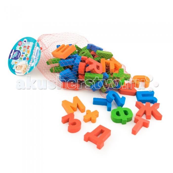 Pic`n Mix Набор для игры в ванне Буквы-цифры