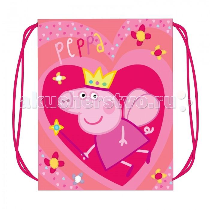 Peppa Pig Мешок для обуви Королева