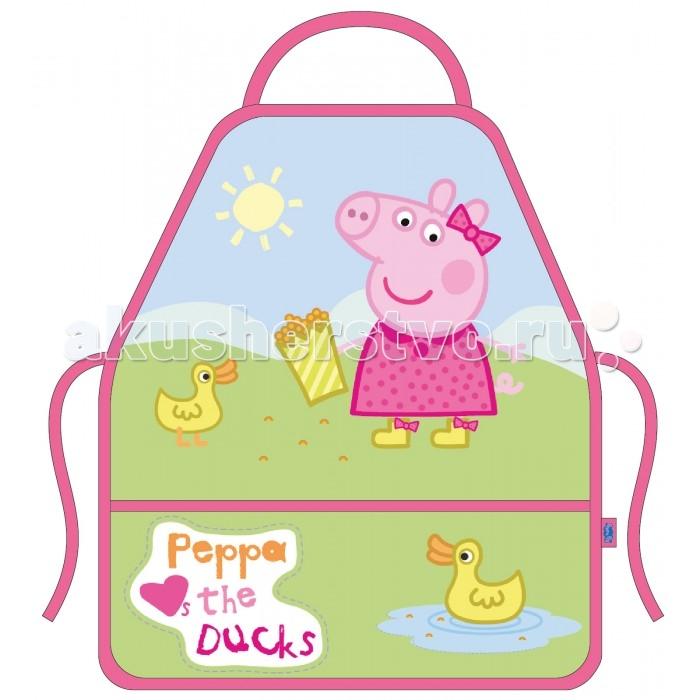 Peppa Pig Фартук с нарукавниками Утка