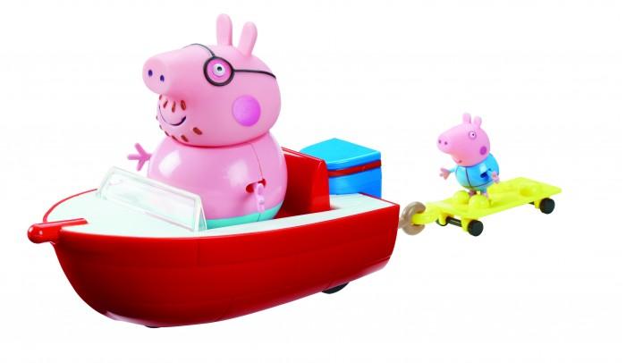 Peppa Pig Игровой набор Моторная лодка