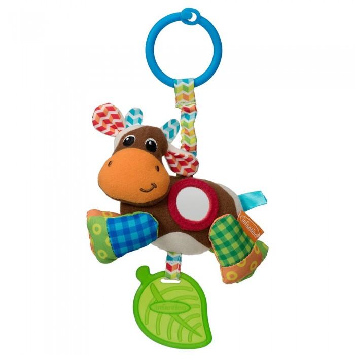 Подвесная игрушка Infantino Коровка