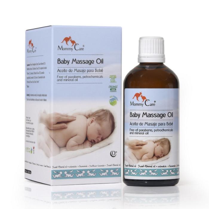 Mommy Care Органическое детское массажное масло 110 мл