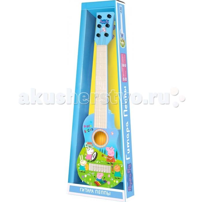 Музыкальная игрушка Peppa Pig Гитара Пеппы