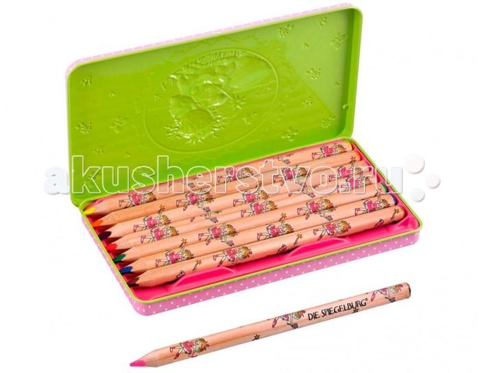 Spiegelburg Набор цветных карандашей Prinzessin Lillifee 20956