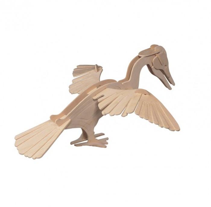Конструктор МДИ ЗмеешейкаЗмеешейкаМДИ Змеешейка Е036                       Деревянная модель Змеешейка от МДИ собирается из нескольких деталей, которые предварительно необходимо выдавить из рамок. Изготовленные из обработанной древесины они легко соединяются между собой, но для прочности готового изделия можно воспользоваться клеем. Стилизованная птица украсит собой интерьер любой комнаты.  Размер пластины: 23 х 18.5 х 0.3 см.<br>
