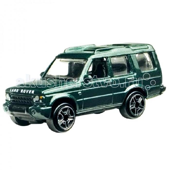 MotorMax Модель автомобиля Land Rover (Масштаб 1:60)Модель автомобиля Land Rover (Масштаб 1:60)Корпус коллекционной модели Land Rover в масштабе 1:60 выполнен из высококачественного металла. Шины сделаны из резины, имеются на машине и пластиковые элементы. Колеса вращаются, поэтому машина не будет стоять у вас на полке без дела.   Основные характеристики:   Размер упаковки: 11.5 x 11.5 x 4 см Масштаб: 1:60 Вес: 0,07 кг<br>