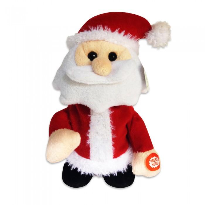 Интерактивная игрушка LAPA House  Санта 20 см