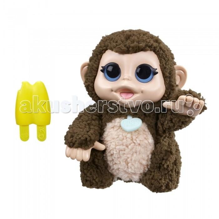 Интерактивная игрушка FurRealFriends Обезьянка