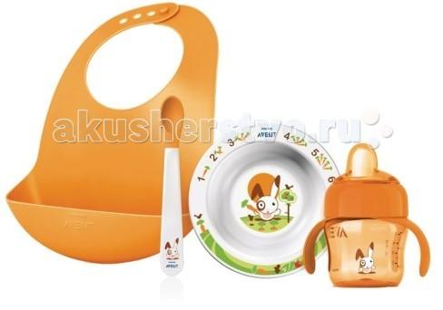 Посуда Philips-Avent Набор для кормления SCF730/00 65730