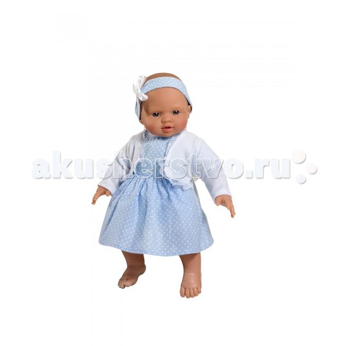ASI Кукла Popo 36 см 2394030Кукла Popo 36 см 2394030ASI Кукла Popo 36 см 2394030   Взяв Попо на ручки, так и хочется с ней поиграть!У куклы мягконабивное тело,голова, руки и ноги из винила. Она очень лёгкая, принимает естественную позу, её приятно обнимать и брать с собой в кроватку.  Попо одета в голубое платьице в горошек, на плечиках прелестно смотрится ее кофточка, а головку украшает аксессуар в тон платья.Такой милашке как Попо, будет рада любая девочка!   Куклы данной марки считаются эталоном непревзойдённого качества и воплощением традиционного европейского кукольного мастерства, традиционных образов кукол.  Пупсик упакован в красочную именную коробку испанского кукольного дома ASI.  Особенности:  кукла ASI сделана очень качественно.  Без запаха.   Используется безопасный твердый винил.  Видна прорисовка мельчайших подробностей тела, рук и ног.<br>