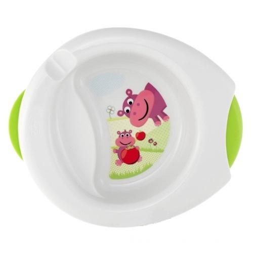 Посуда Chicco Термотарелка 2 в 1