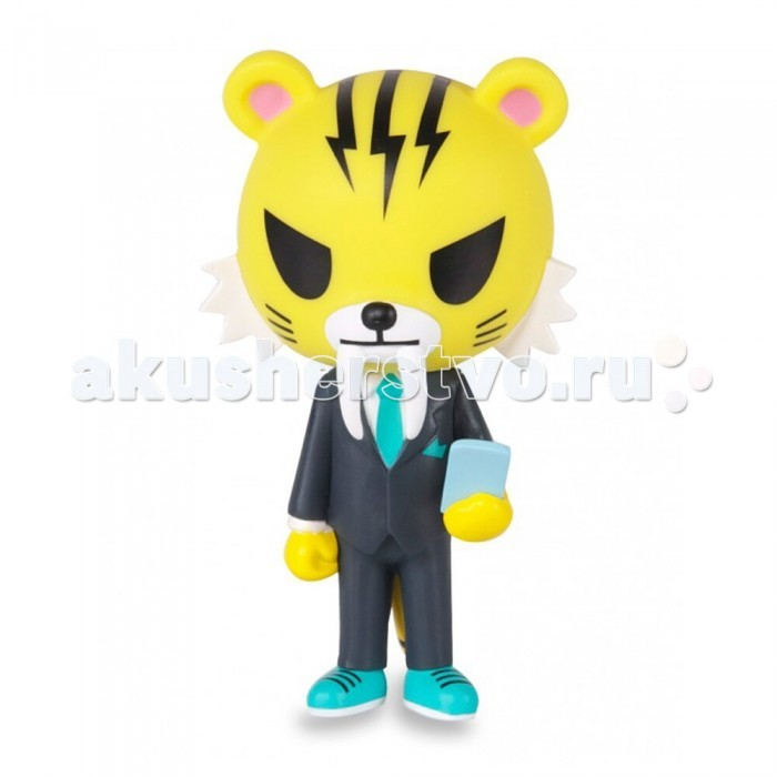 Tokidoki ������������� ��������� ������� Tiger Salary man Vinyl