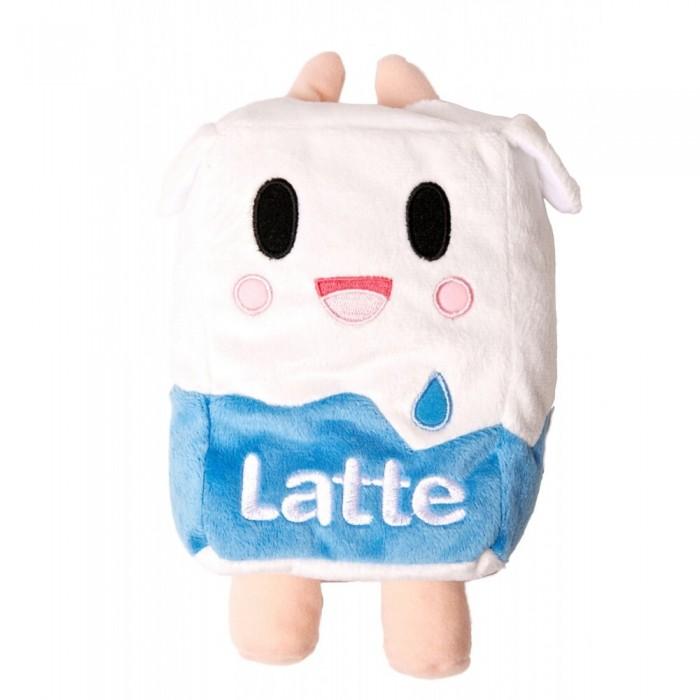 Мягкая игрушка Tokidoki Плюшевая Latte PlushПлюшевая Latte PlushМягкая игрушка Tokidoki Плюшевая Latte Plush станет невероятно прекрасным пополнением вашей удивительной коллекции!  С этим восхитительным созданием хочется валяться в обнимку в кровати днями напролет! Благодаря ее ультрамягкой ткани, которой столь приятно касаться, и отличному настроению проблем с усвоением молока точно не возникнет! Обнимите свою коллекционную игрушку - симпатичную коровку и залезьте вместе под одеяло!  В этой новинке используются плюшевые мотивы из разнообразных серий Tokidoki. Эта плюшевая игрушка создана из свермягкого флиса.  Высота 23 см  В комплекте с изделием бесплатно поставляется мини-наклейка Токидоки. При возврате товара мини-наклейку также требуется возвратить.<br>