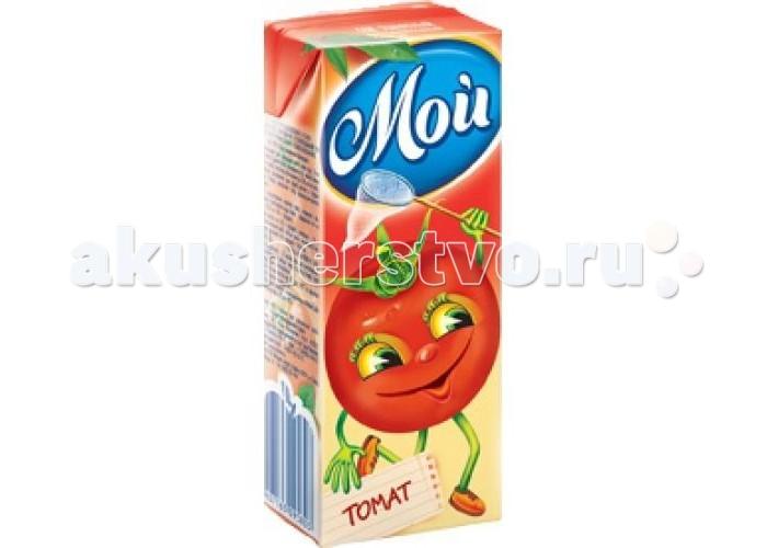 Сады Придонья Мой Сок томатный с солью с 3 лет 200 мл