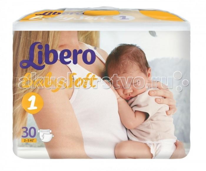 Libero Подгузники Newborn (2-5 кг) 30 шт.
