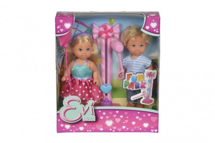 Simba Кукла Еви и Тимми на аттракционах 12 cм