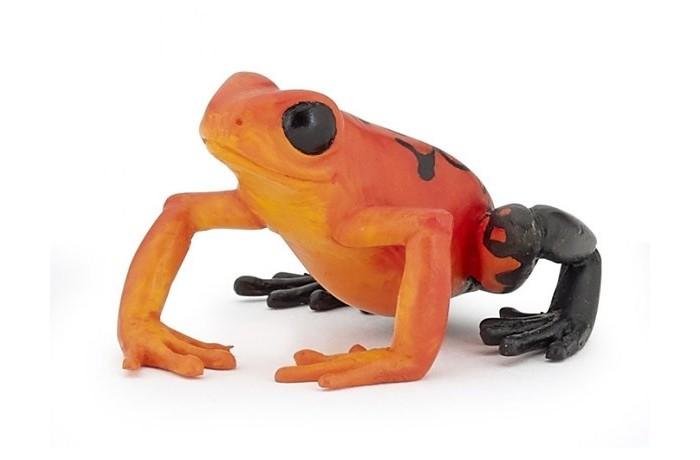 Papo Фигурка Экваториальная Красная лягушка