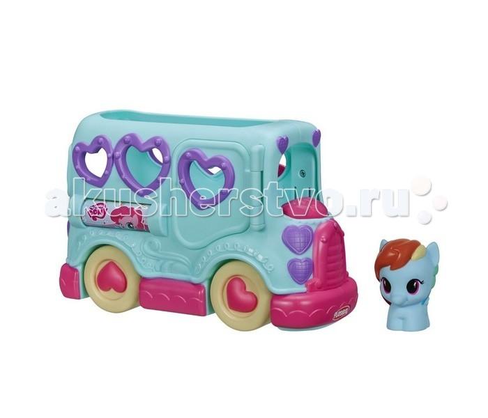 My Little Pony Автобус Пинки Пай