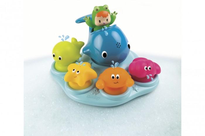 Smoby Игрушка для ванной Островок морских обитателей