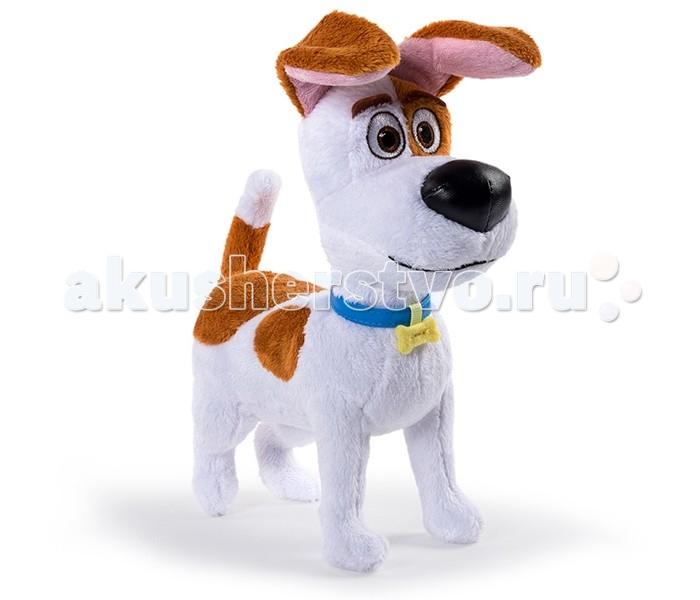 Интерактивная игрушка Secret Life of Pets Плюшевый герой Макс