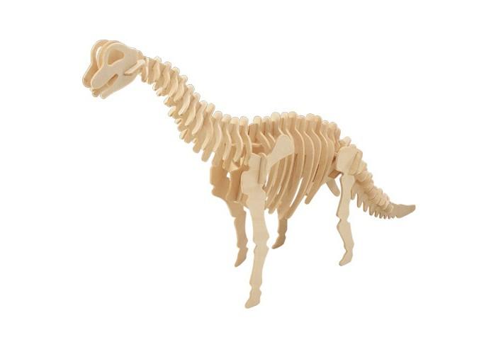 Конструктор МДИ Брахиозавр серия Ж малыйБрахиозавр серия Ж малыйМДИ Брахиозавр серия Ж малый Ж013а                      Брахиозавр - это животное, жившее около 150 миллионов лет назад. Ученые выяснили, что эти динозавры были травоядными. На самом деле, до сих пор точно неизвестного, какой они имели окрас. Это дает больше места для фантазии и творческой работы над моделью. Для окрашивания подходит обычная гуашь, однако есть и специализированные краски, позволяющие сделать модель более презентабельной.<br>