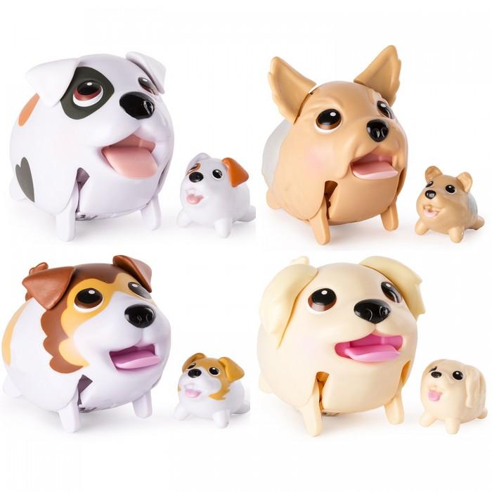 Spin Master Игровой набор из 2 фигурок Chubby Puppies