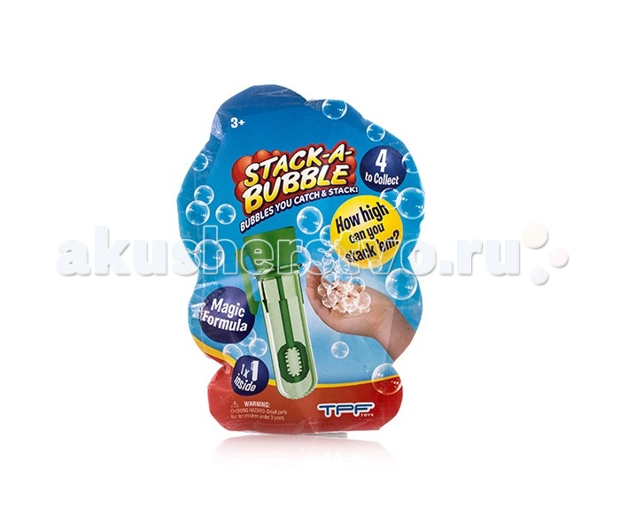 Stack-A-Bubble ����������� ������� ������ ���� 12 ��