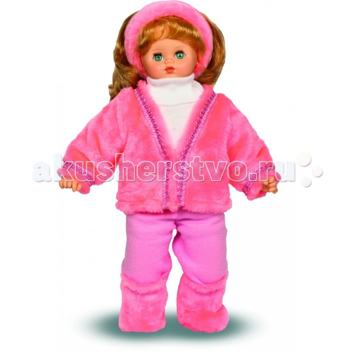 Весна Кукла Вероника 4 озвученная