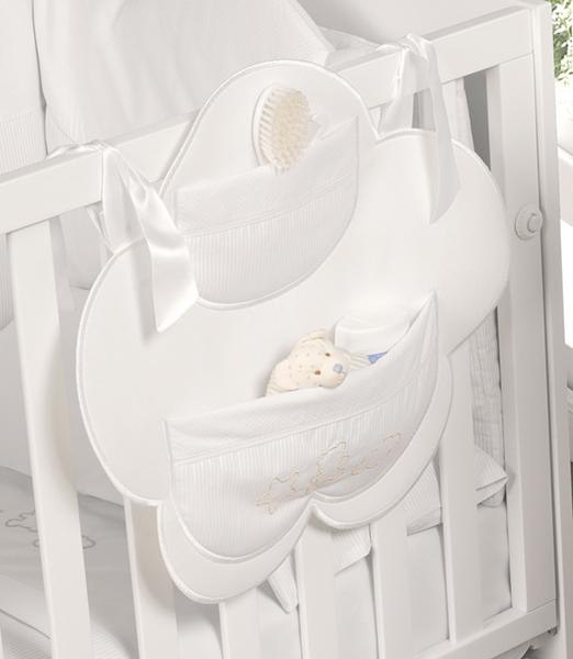 Карманы на детскую кровать