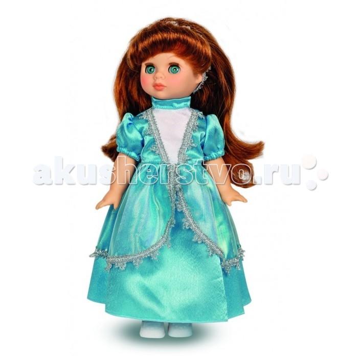 Весна Кукла Эля Весна 11Кукла Эля Весна 11Замечательная кукла Эля в шикарном платье сможет стать лучшей подругой для маленькой принцессы, ведь с ней можно прогуливаться, посадив ее в коляску (продается отдельно), устраивать с новой подружкой званые чаепития, а также любоваться ее прекрасным нарядом.  Шелковистые нейлоновые волосы куклы требуют особенного ухода, поэтому их необходимо расчесывать и заплетать. Также можно придумывать оригинальные прически, чтобы Элясмогла уверенно посещать светские мероприятия.  Одежду куклы можно снимать для смены на модели нарядов, сшитых собственноручно. Глазки куклы закрываются и открываются в зависимости от ее положения. Руки и голова Эли выполнены из высококачественного винила.<br>