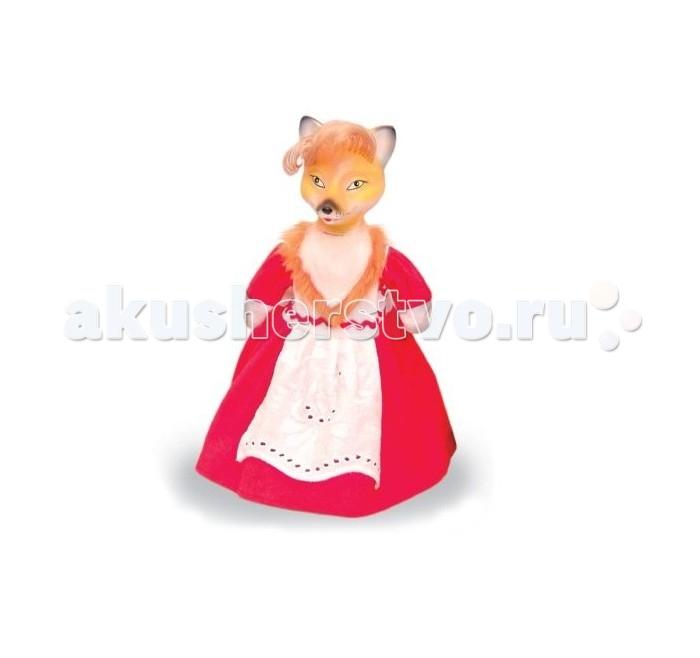 Весна Кукла-перчатка ЛисаКукла-перчатка ЛисаПерчаточная кукла Лисичка - героиня многих народных сказок и рассказов. Благодаря кукольной перчатке ребенок может сам придумать для себя историю и характер рыжей героини.  Кукольный театр развивает ребенка с малых лет. Играя с такой прекрасной лисичкой, ребенок будет развивать фантазию и воображение, а так же тренировать выразительность речи. С перчаткой можно играть самостоятельно, а так же привлекая родителей.  Лисичка одета в красное платье с белым фартуком, что делает ее образ более четким и ярким. Она никогда не останется незамеченной в сказке ребенка<br>
