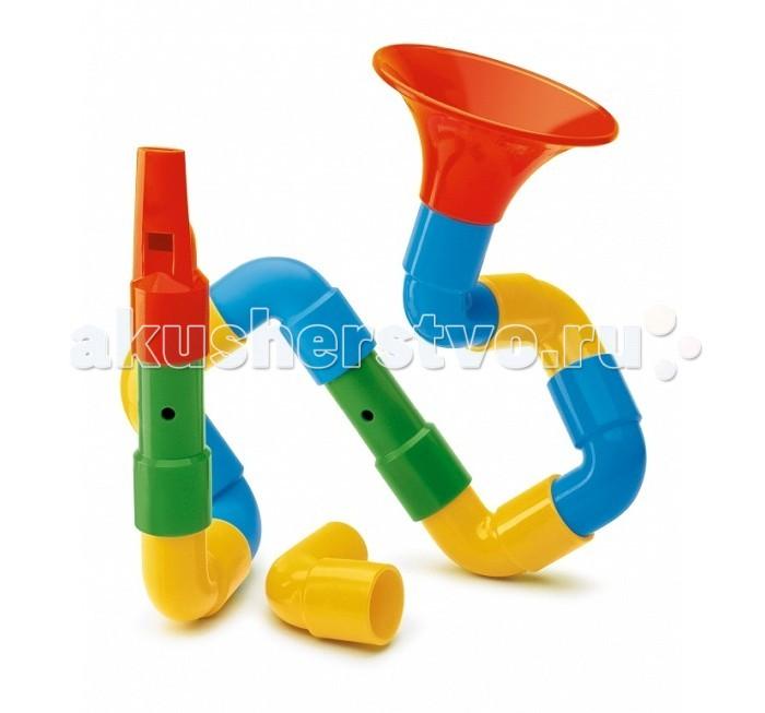 Музыкальная игрушка Quercetti Набор Саксофлейта (16 элементов)