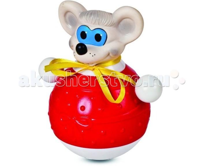 Развивающая игрушка Весна Неваляшка МышонокНеваляшка МышонокНеваляшка Мышонок. Играя с такой игрушкой, малыш развивает слух, координацию движений, цветовое восприятие. Внутри у неваляшки - бубенцы - они легонько позвякивают, когда неваляшка раскачивается.  Игрушка сделана из пластмассы и ПВХ-пластизоля, высота - 17,5 см.<br>
