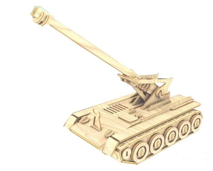 Конструктор МДИ Самоходная пушка