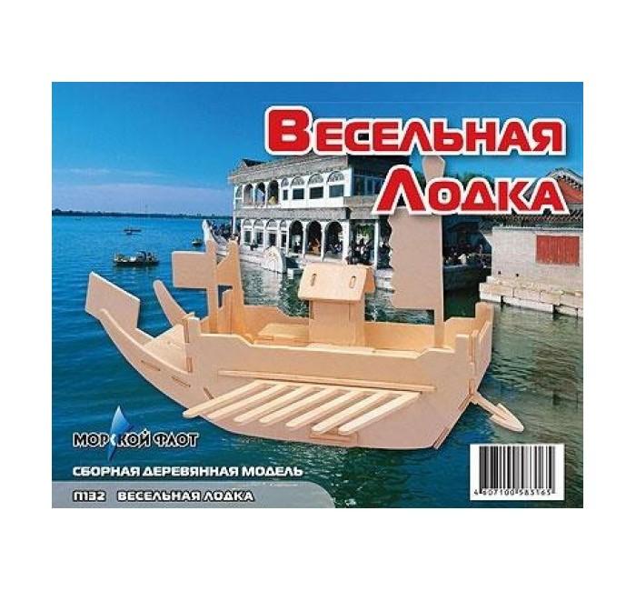 Конструктор МДИ Весельная лодкаВесельная лодкаМДИ Весельная лодка П132                       Весельные лодки, служившие основным средством передвижения по водным артериям в прошлые столетия, не теряют популярности в виде различных конструкторов. Данная модель предлагается для сборки как детям, так и взрослым. Деревянные детали соединяются между собой в определенном порядке. Для большей надежности их можно склеить, а для создания реалистичности - раскрасить.  Конструктор позволяет развивать усидчивость и внимательность.<br>