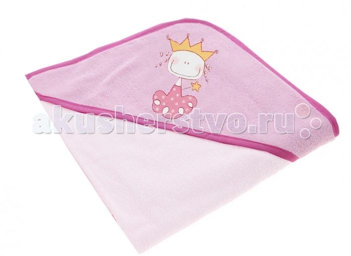 Micuna Полотенце Petite Princesse банное с уголком