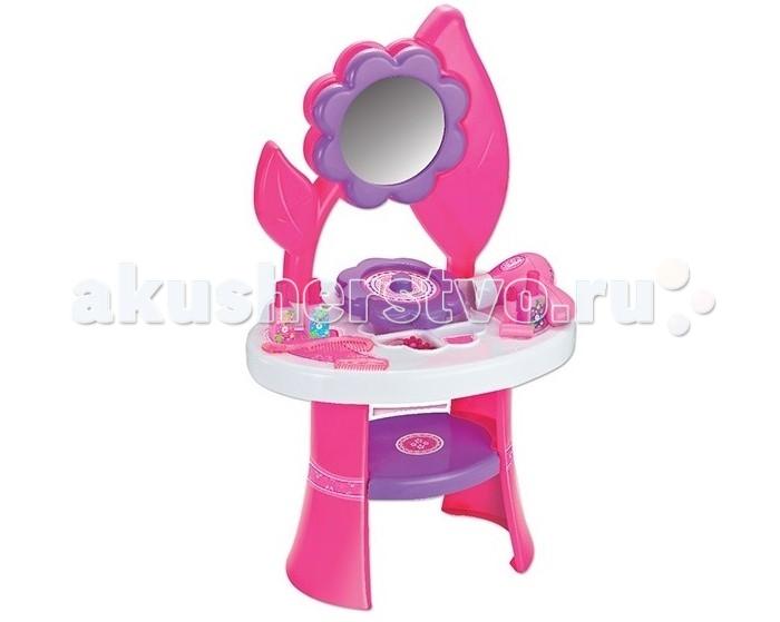 1 Toy Игровой набор Туалетный столик большой цветок