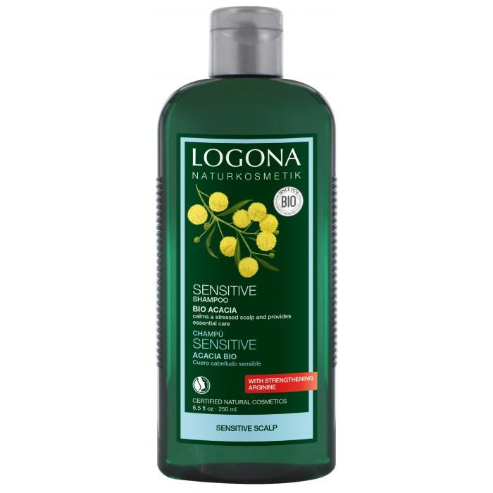 Logona Шампунь с Био-Акацией для чувствительной кожи головы 250 мл
