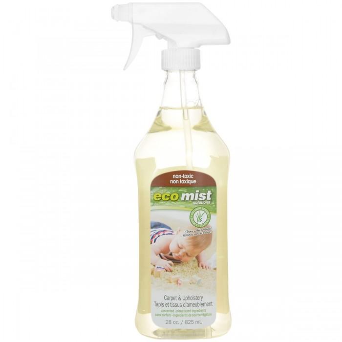 Eco Mist Средство для чистки ковров и обивочной ткани  Carpet & Upholstery 825 мл